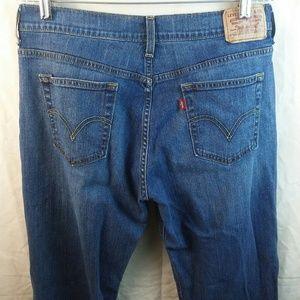 Levis 505 straight leg jeans 10M